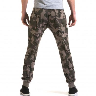 Pantaloni baggy bărbați Belmode camuflaj it090216-47 3