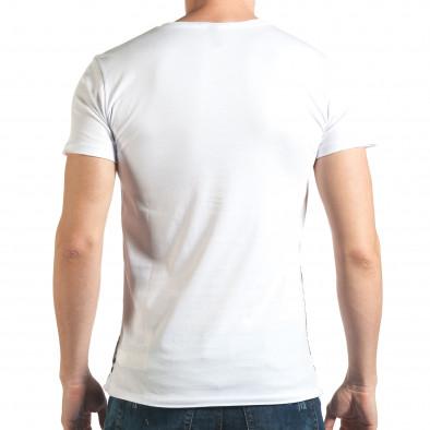 Tricou bărbați Catch alb il140416-11 3