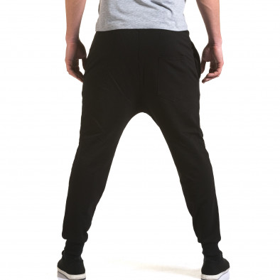 Pantaloni baggy bărbați G.Victory negri it090216-63 3