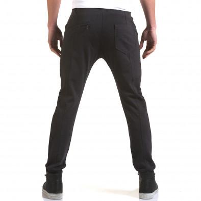 Pantaloni bărbați Jack Berry albaștri it090216-27 3