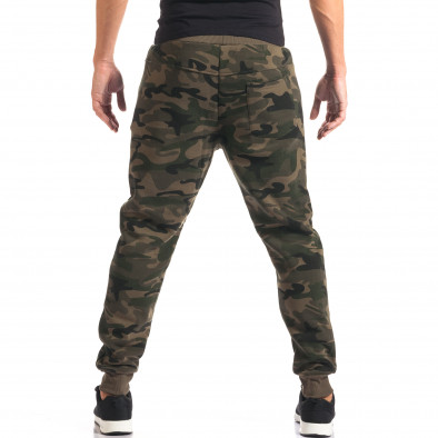 Pantaloni bărbați New Black camuflaj it160816-29 3