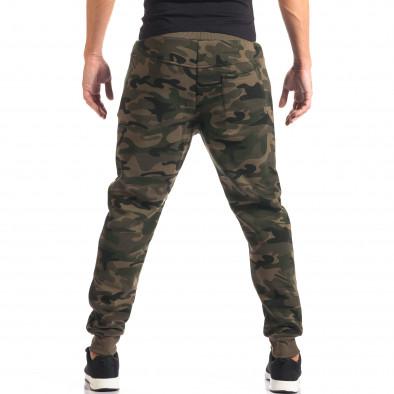 Pantaloni bărbați New Black camuflaj it160816-29 3