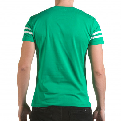 Tricou bărbați Franklin verde il170216-19 3