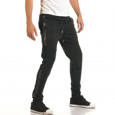Pantaloni bărbați Furia Rossa negru it191016-38 4