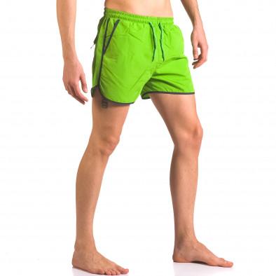 Costume de baie bărbați Parablu verde ca050416-14 4