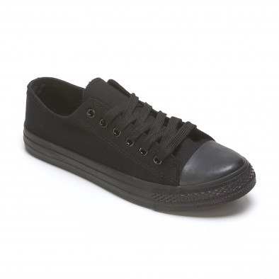 Pantofi sport bărbați FM  negri 110416-4 3