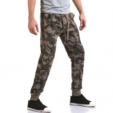 Pantaloni baggy bărbați Belmode camuflaj it090216-47 4