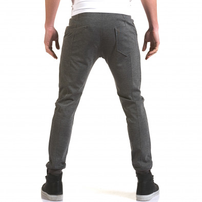 Pantaloni bărbați Jack Berry gri it090216-28 3