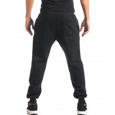 Pantaloni bărbați Marshall negru it160816-7 3