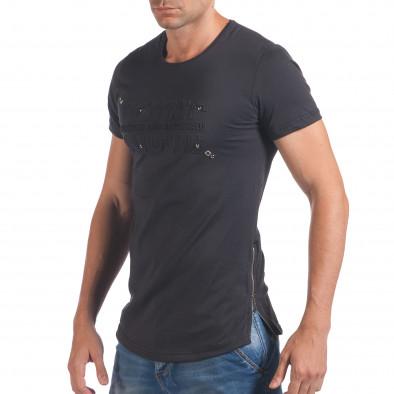Tricou bărbați Eksi gri il060616-80 4
