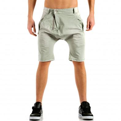Pantaloni scurți bărbați X-three gri ca300315-31 2