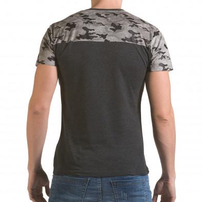 Tricou bărbați SAW camuflaj il170216-46 3