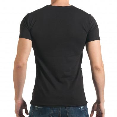 Tricou bărbați Catch negru il140416-12 3