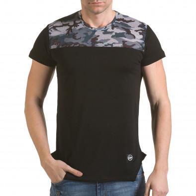 Tricou bărbați SAW camuflaj il170216-52 2