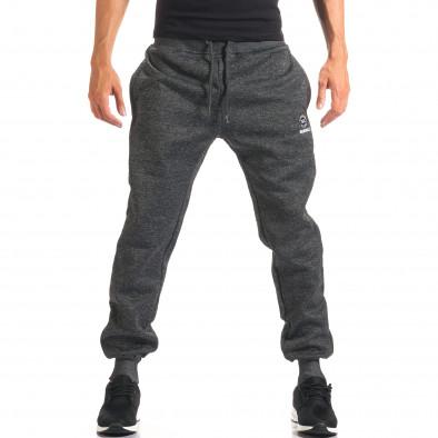 Pantaloni bărbați Marshall gri it160816-15 2