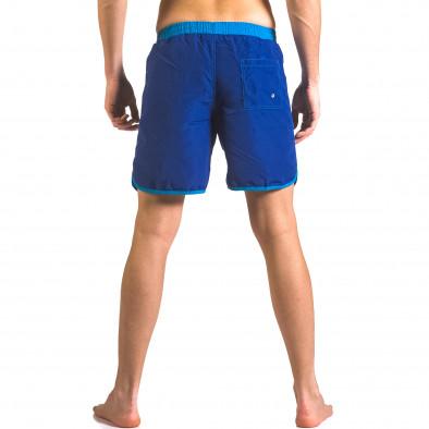 Costume de baie bărbați Yaliishi albastru ca050416-32 3