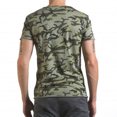 Tricou bărbați Wilfed camuflaj it110316-94 3