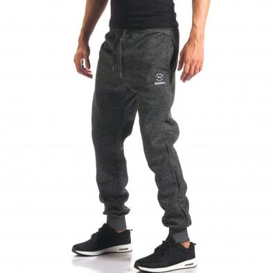 Pantaloni bărbați Marshall gri it160816-15 4