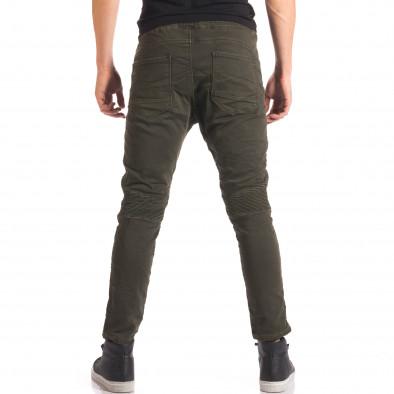 Pantaloni bărbați Y-Two verzi it150816-10 3