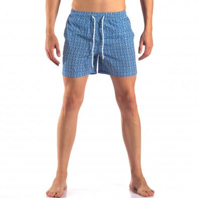 Costume de baie bărbați Bread & Buttons albastru it150616-18 2