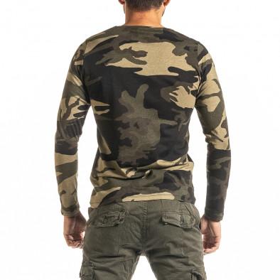 Bluză bărbați Lagos camuflaj tr300920-24 3