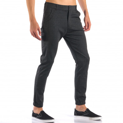 Pantaloni bărbați Jack Berry gri it160616-27 4