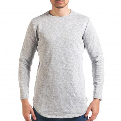 Bluză bărbați Uniplay gri it250416-84 2