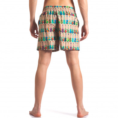 Costume de baie bărbați Y Chromosome bej it260416-45 3