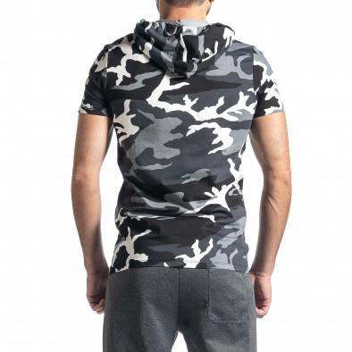 Tricou bărbați Lagos camuflaj tr010221-27 3
