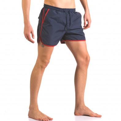 Costume de baie bărbați Parablu albastru ca050416-13 4