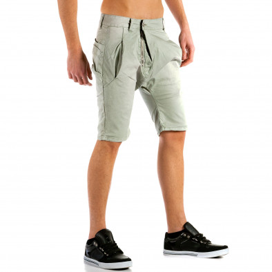Pantaloni scurți bărbați X-three gri ca300315-31 4