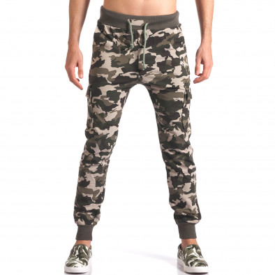 Pantaloni bărbați Black Fox camuflaj it250416-3 2
