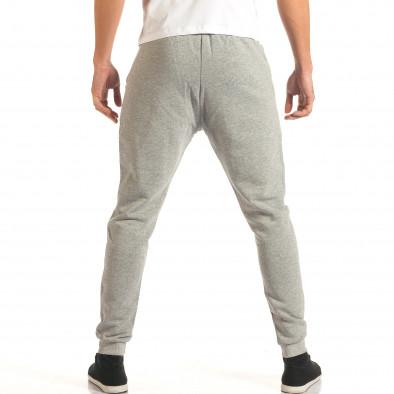 Pantaloni bărbați Roberto Garino gri it191016-24 3