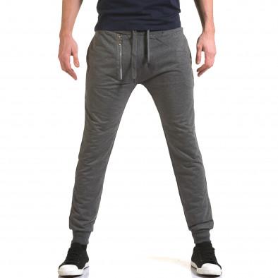 Pantaloni baggy bărbați Belmode gri it090216-43 2