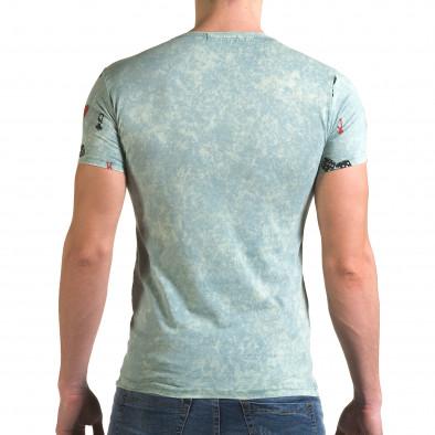 Tricou bărbați Lagos verde il120216-32 3