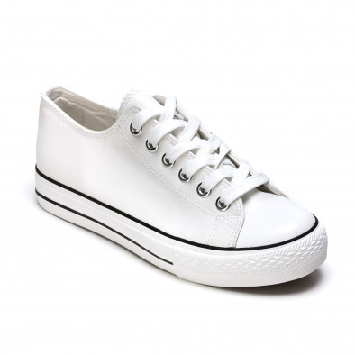 Pantofi sport bărbați Mondo Naturale albi It050216-12 3