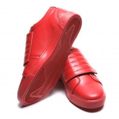 Teniși bărbați Coner roșii il160216-7 4