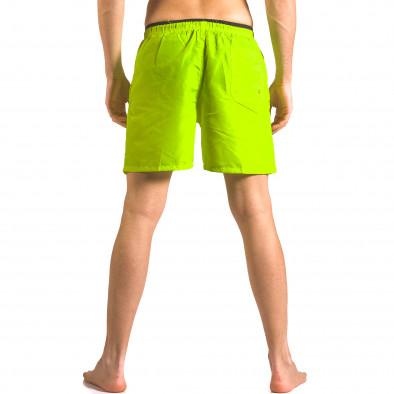 Costume de baie bărbați Yaliishi verde ca050416-25 3