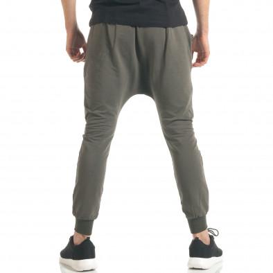 Pantaloni baggy bărbați Black Fox verzi it300317-25 4