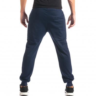 Pantaloni bărbați Top Star albastru it160816-31 3