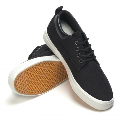 Pantofi sport bărbați Garago negri it170315-14 4
