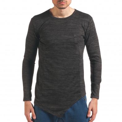 Bluză bărbați Uniplay gri it250416-82 2