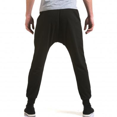 Pantaloni baggy bărbați Belmode negri it090216-46 3