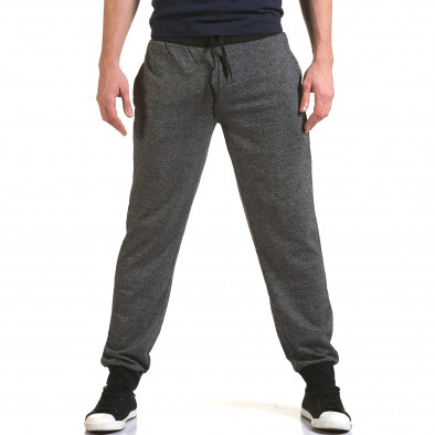 Pantaloni bărbați Eadae Wear gri it090216-52 2