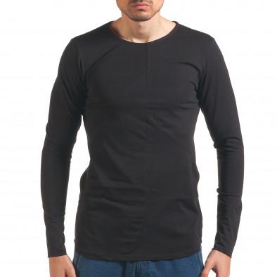 Bluză bărbați Black Fox neagră it250416-74 2