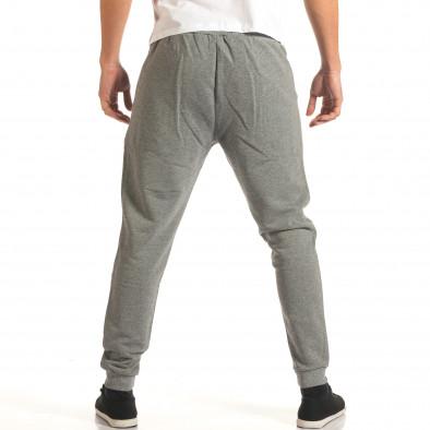 Pantaloni bărbați Roberto Garino gri it191016-25 3
