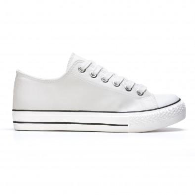 Pantofi sport bărbați Mondo Naturale albi It050216-12 2