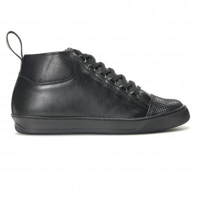 Teniși bărbați Shoes in Progress negri it140916-24 2