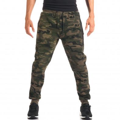 Pantaloni bărbați New Black camuflaj it160816-29 4