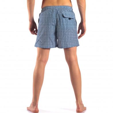 Costume de baie bărbați Bread & Buttons albastru it150616-16 3